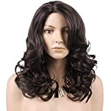 Alizz full head hair wig for women girls ladies natural real hair long