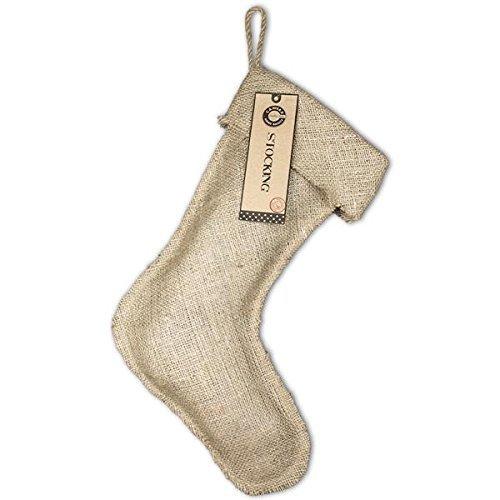 canvas Corp Burlap grande calza, 27,9cm da 43,2cm di tela
