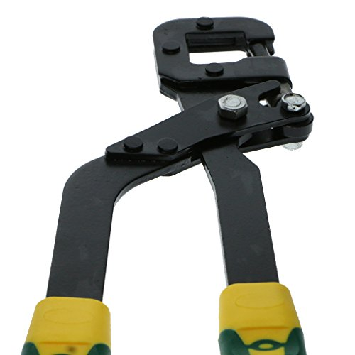Professionelle Trockenbau Zange für Ständerwerk, 320mm