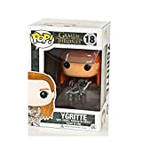 Gogowin Pop Television : Game of Thrones - Ygritte 3.9inch Vinyl Gift for Boys Fantasy Television Fa...