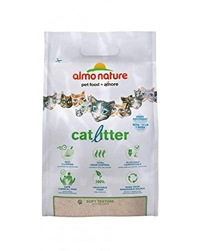 almo nature Cat Litter 4,54Kg 4540 g, un tamaño