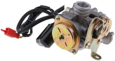 Regular store KuierShop TM 19mm New Orleans Mall Carburetor for PD GY6 19J 50c Jog50 ATV Honda