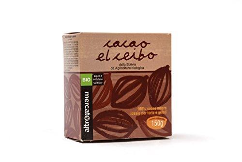 Altro Mercato Cacao Magro in Polvere , Bio, 150 G