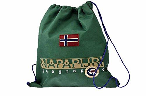 Gym backpack   Napapijri North Cape   5ANN3R22-Leaf