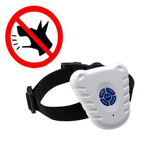 Tutoy Safe Ultrasonic Dog Pet Stop Barking Anti Bark Training Control Collar
