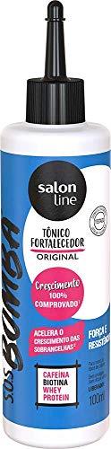 Tônico Fortalecedor S. O. S Bomba Crescimento Acelerado, Salon Line, 100 ml