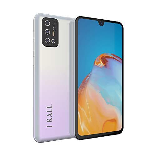 I KALL K380 4G Smartphone (7.12 Display, 4GB, 32GB) (Purple)