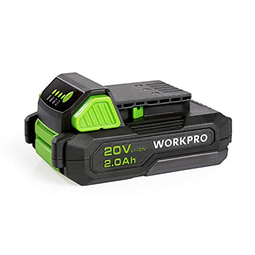 WORKPRO 20V 2.0Ah Lithium-ion Battery Pack