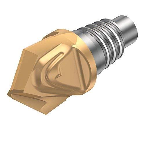 Sandvik Coromant 316-16CM210-16045G 1030 Carbide Milling Insert, Positive Chip Breaker