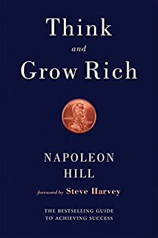 Think and Grow Rich by [Napoleon Hill, Steve Harvey]