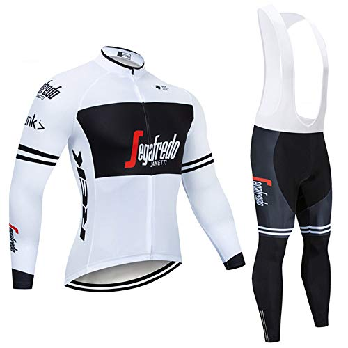 Y-XM Ciclismo Traje Maillot Maillot Ciclista Manga
