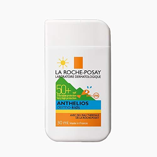 La Roche Posay Anthelios Pocket Dermo-Kids SPF50+ Funda de protección Negro