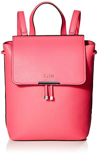 GUESS Varsity Pop Double Faced Backpack, Fuchsia