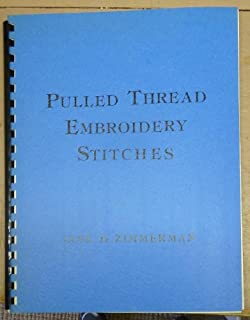 Pulled Thread Embroidery Stitches (Revised Edition)