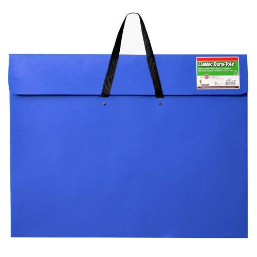 Star Products Classic Dura-Tote Artist Portfolio, 17 by 22-Inch, Blue