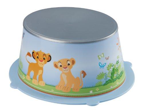 Rotho Babydesign Marche-Pied - Sérigraphie - Gamme Le Roi Lion