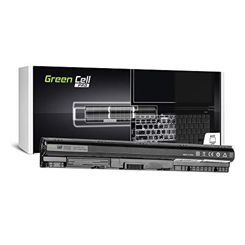 Green Cell PRO Series M5Y1K Battery for Dell Inspiron 15 3555 3558 5551 5552 5555 5558 5559 17 5755 5758 5759 Dell Latitude 3470 3570 Laptop (Original Samsung SDI Cells, 4 Cells, 2600mAh, Black)