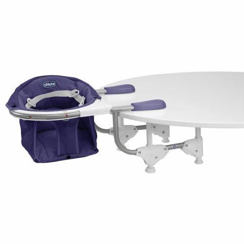 Chicco Seggiolino da tavolo a 360°, colore: Viola