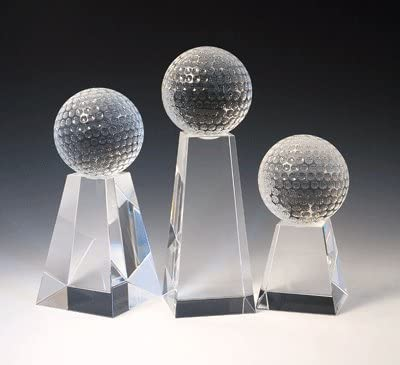 Fort Worth Mall Golf Tower Crystal Sale special price Medium - Trophy