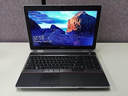 "( Renewed ) Dell Latitude 6520 Core i5 2nd Gen | 4Gb Ram | 320 Gb Hdd | 15.6"" True View Led Screen| Numeric Keypad | Wifi | Webcam & Mic | Windows 10 | Charger ( 6 Months Onsite Warranty )"