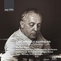 カール・アマデウス・ハルトマン『シンプリチウス・シンプリチシムス』シュテンツ&オランダ放送フィル (2SACD)