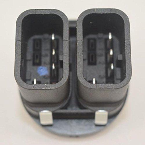 Gazechimp électrique Lève-vitre électrique Interrupteur De Commande Maître Pour Ford Fiesta V Van Fusion