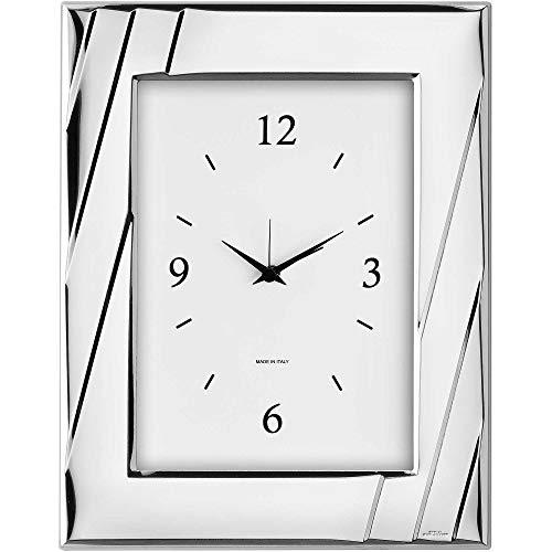 Reloj de mesa Valenti Argenti elegante cód. 52062 3XORLBI