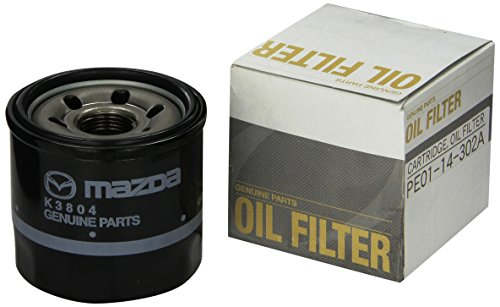 Genuine Mazda (1WPE-14-302) Oil Filter Cartridge