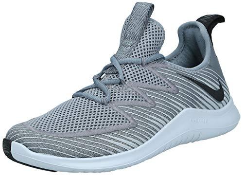 Nike Free TR Ultra, Zapatillas de Deporte Hombre, Multicolor (Cool Grey/Black/Wolf Grey/Pure Platinum 002), 45.5 EU