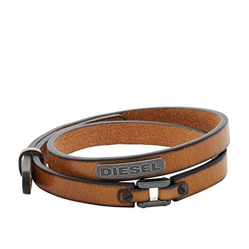 Diesel - Bracelet - Cuir - DX0984040