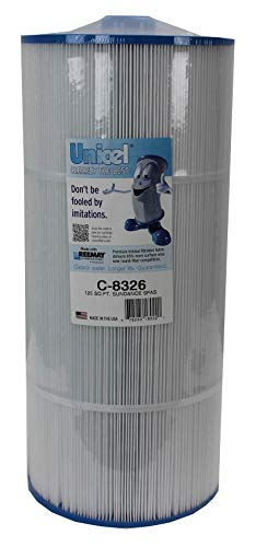 Unicel C-8326 Pool Replacement Cartridge Filter 125 Sq Ft Sundance Spas FC-2780