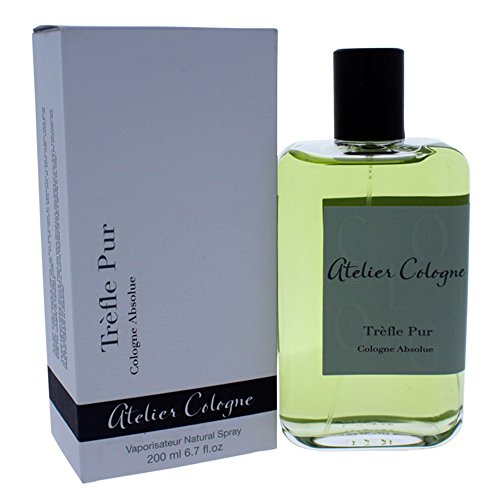 Atelier Cologne trefle Pur, Cologne absolue, 200 ml colonia Mujeres -...