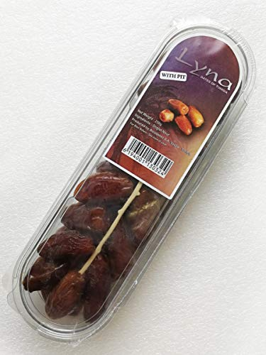 デーツ(乾燥なつめやし果実) 種付き 250g