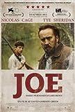 Joe – Nicolas Cage – Danish Movie Wall Poster Print –
