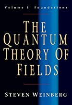 The Quantum Theory Of Fields - Foundations - Vol 1 de Steven Weinberg