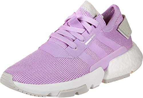 adidas Pod-S3.1 W, Zapatillas de Gimnasia Mujer, Morado (Clear Lilac/Clear Lilac/Orchid Tint S18), 38 EU