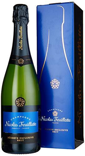 Nicolas Feuillatte Champagne Réserve Exclusive Brut Champagner (1 x 0.75 l)