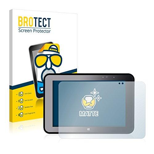 BROTECT 2X Entspiegelungs-Schutzfolie kompatibel mit Pokini Tab A10 Bildschirmschutz-Folie Matt, Anti-Reflex, Anti-Fingerprint
