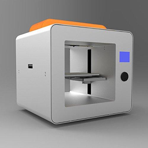 Calli Mbot Mini-Bureau 3D imprimante Alliage d'aluminium de Haute précision