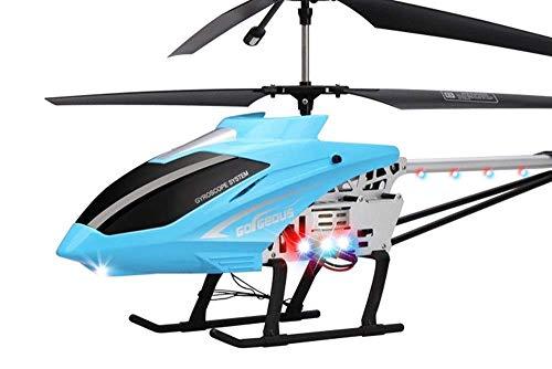 Hobby RC Flugzeug Fernbedienung Hubschrauber 3,5 Kanal 68 cm Länge Hobby RC Radio Flugzeug Drone Flugzeug Fernbedienung Mini Rc Fliegen Hubschrauber Kinder Weihnachten Große Hubschrauber (rot) Exklusi