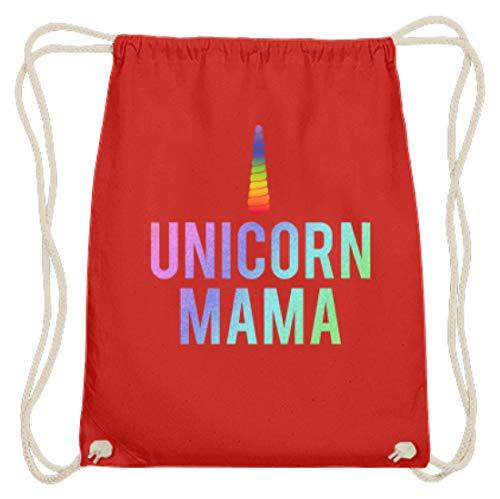 Unicorn Mama. - Mamá, Mutti, unicornios, un cuerno, caballos, ponis, mujeres, niñas,...