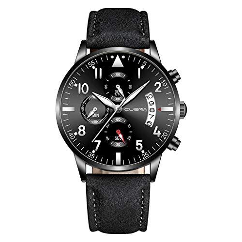 uhren for herren Datum Funktion Digital wasserdichte Quarz-Armbanduhr-Kleid-goldene Armbanduhr-Frauen-Männer Armbanduhr Uhren Armbanduhren Herrenarmbanduh(C)