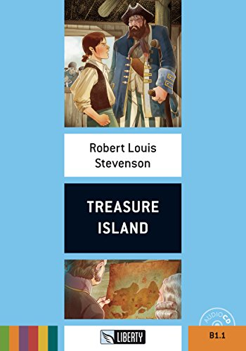 Treasure island. Con CD-Audio [Lingua inglese]