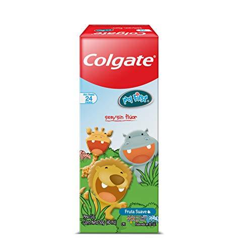 Creme Dental Colgate My First Sem Flúor 50g