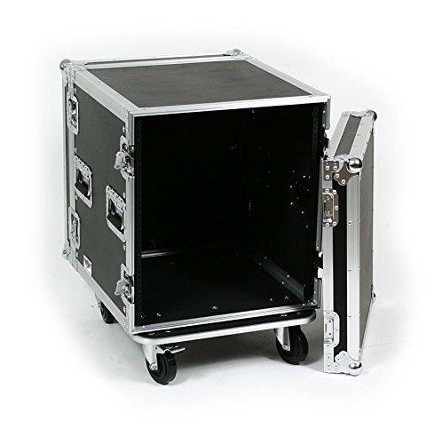 "OSP Cases   ATA Road Case   12-Space Amp Rack   20"" Deep   RC12U-20"