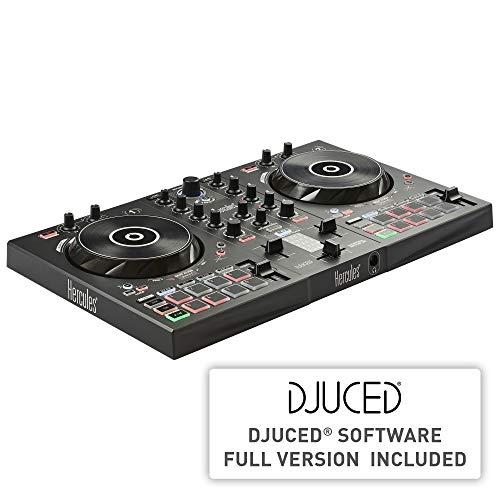HERCULES DJ CONTROL INPULSE 300 Controller per Dj