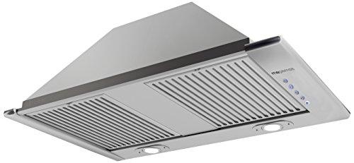Mepamsa Smart Pro 72 V2 Campana aspirante con grupo filtrante de inox,...