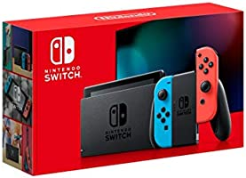 Nintendo Switch Console [Neon Blue/Red]