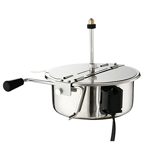 Product Image 2: 6092 Great Northern Popcorn Black Antique Style Popcorn Popper Machine, 8 Ounce