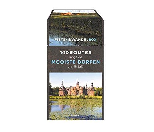 Fiets- en wandelbox: 100 routes langs de mooiste dorpen van België